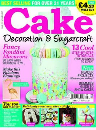 Cake Craft and Decoration 1/2017