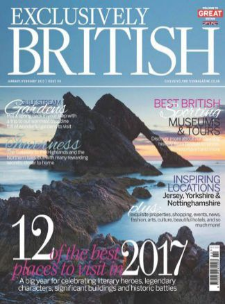 Exclusively British Magazine 1/2017
