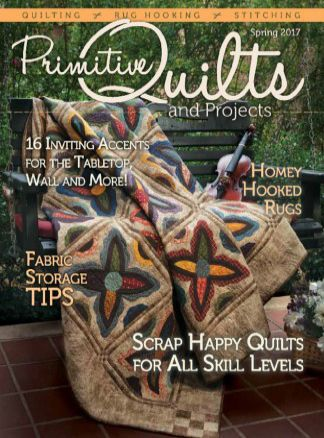 Primitive Quilts 1/2017