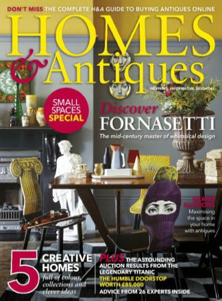 BBC Homes and Antiques 1/2017