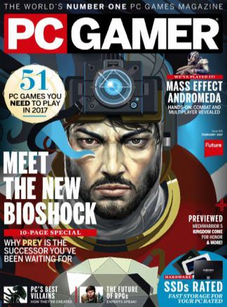 PC Gamer UK 1/2017