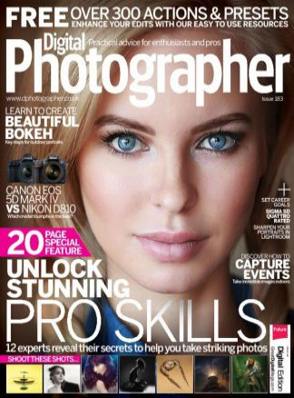Digital Photographer 1/2017