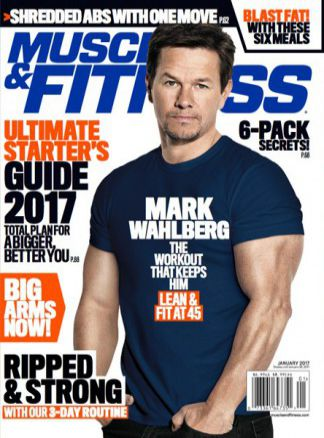 Muscle and Fitness UK 1/2017