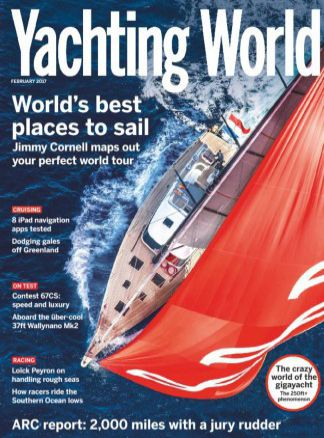 Yachting World 1/2017