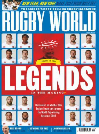 Rugby World 1/2017