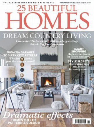25 Beautiful Homes 1/2017