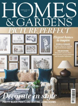 Homes and Gardens 1/2017