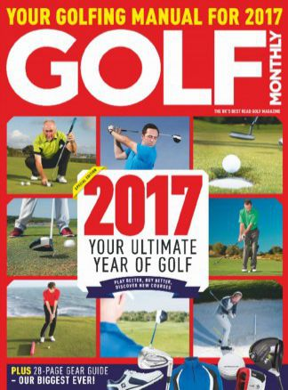 Golf Monthly 1/2017