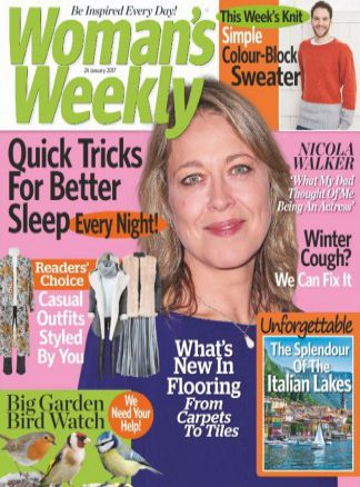 Woman's Weekly 2/2017