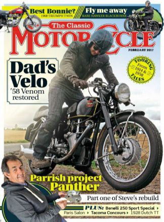 The Classic MotorCycle 1/2017