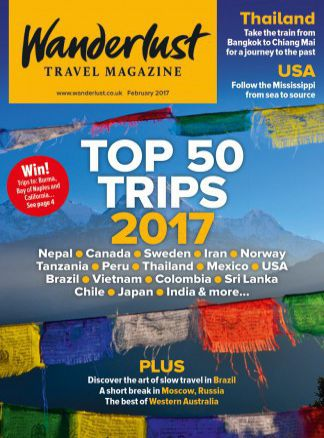 Wanderlust Travel Magazine 1/2017