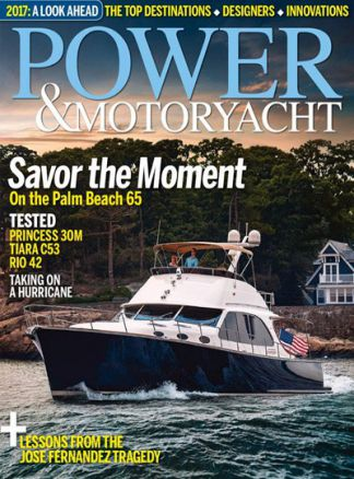 Power & Motoryacht 1/2017