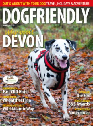 Dogfriendly Out & About 1/2017
