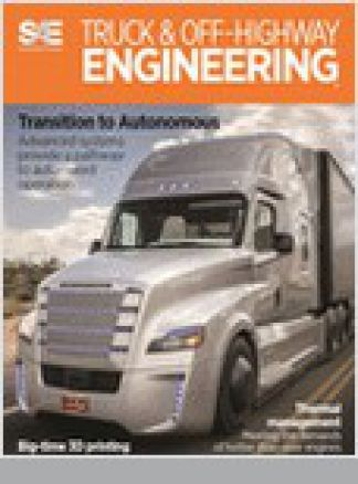 Off-Highway Engineering 1/2017