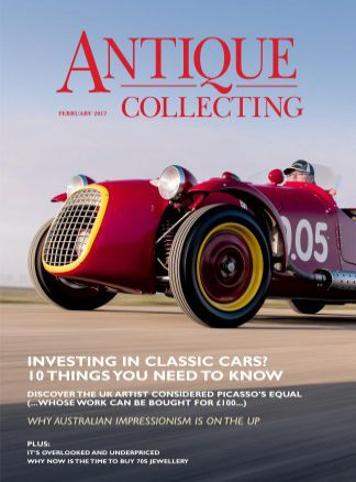 Antique Collecting 2/2017