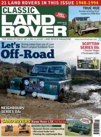 Classic Land Rover 2/2017
