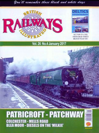 BRITISH RAILWAYS ILLUSTRATED 1/2017