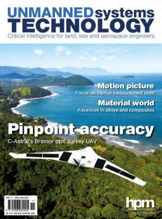 Unmanned Systems Technology 1/2017