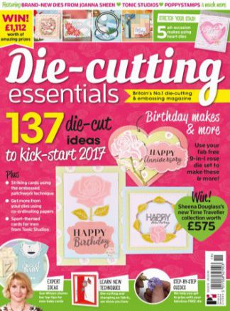 Die Cutting Essentials 1/2017