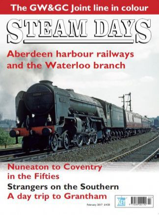 Steam Days 2/2017