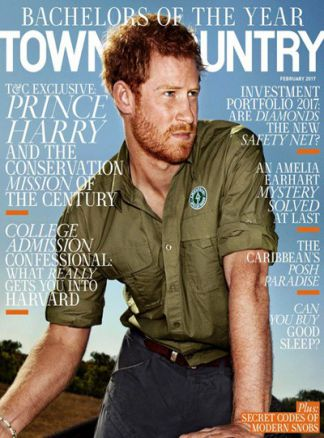Town & Country 1/2017