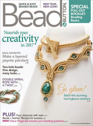 Bead&Button Magazine 1/2017