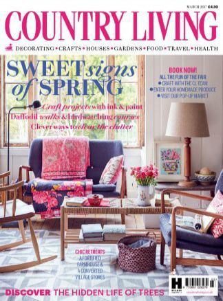 Country Living UK 2/2017