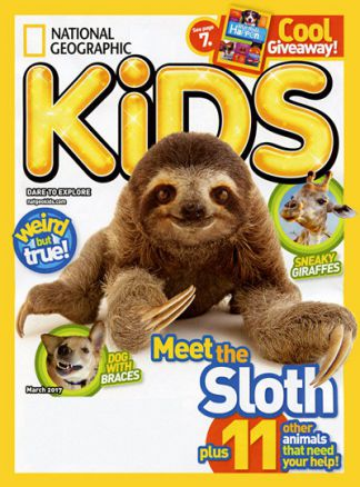 National Geographic Kids  2/2017