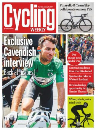 Cycling Weekly 1/2017