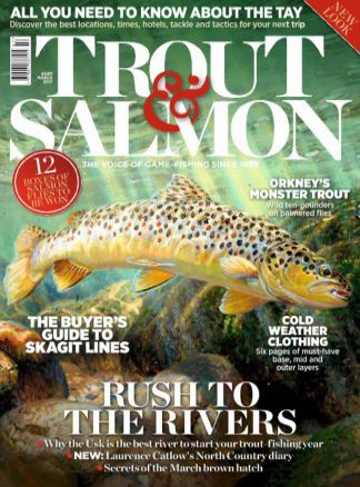 Trout and Salmon 1/2017