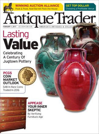 Antique Trader Weekly Magazine  1/2017