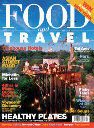 Food and Travel  2/2017