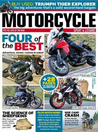Motorcycle Sport & Leisure 2/2017