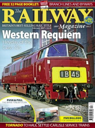 The Railway Magazine 3/2017