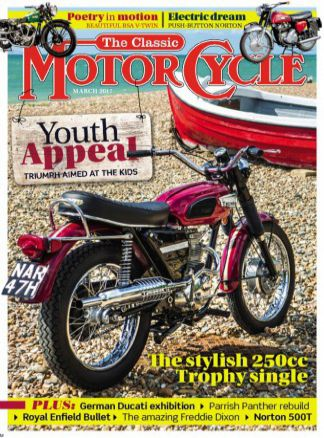 The Classic MotorCycle 2/2017