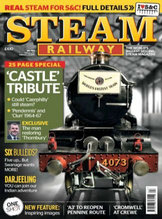 Steam Railway 2/2017