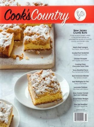 Cook's Country 1/2017