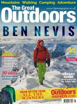 The Great Outdoors 1/2017