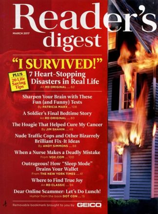 Reader's Digest US 2/2017