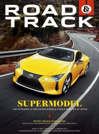 Road and Track 2/2017