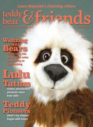 Teddy Bear & Friends 1/2017