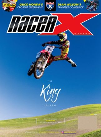 Racer X Illustrated 1/2017