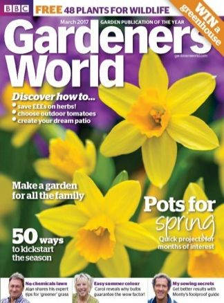 BBC Gardeners' World 3/2017