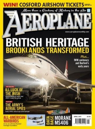 Aeroplane Monthly 3/2017