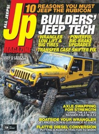 J/p(total Jeep Experience) 3/2017