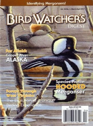 Bird Watchers Digest 1/2017