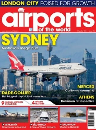 Airports of the World 1/2017