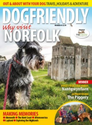 Dogfriendly Out & About 2/2017