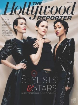 The Hollywood Reporter 4/2017