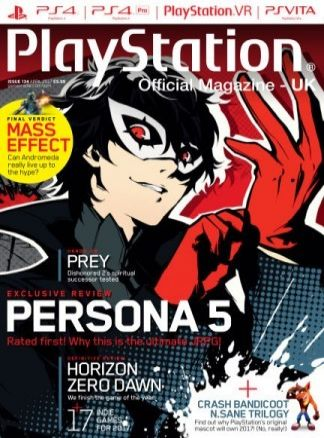 Playstation Official Magazine 1/2017